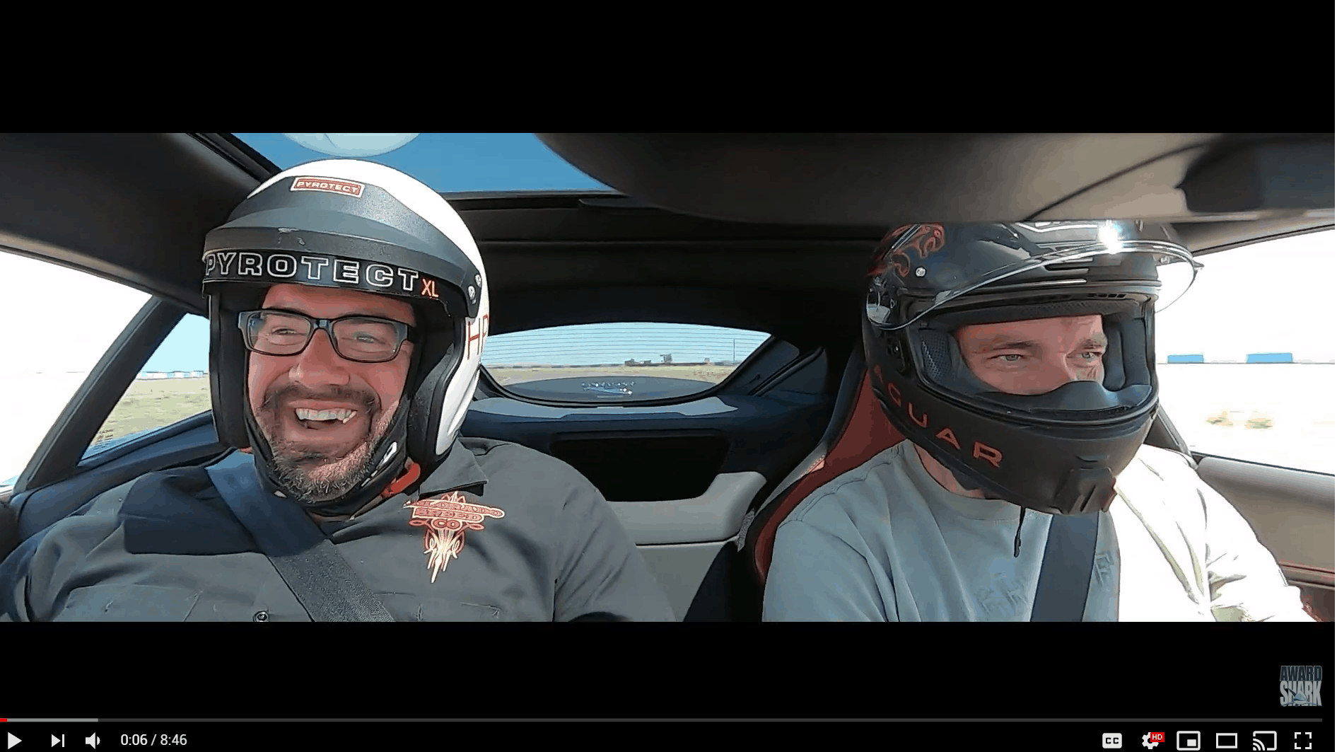 Warriors in Supercars Track Event #2